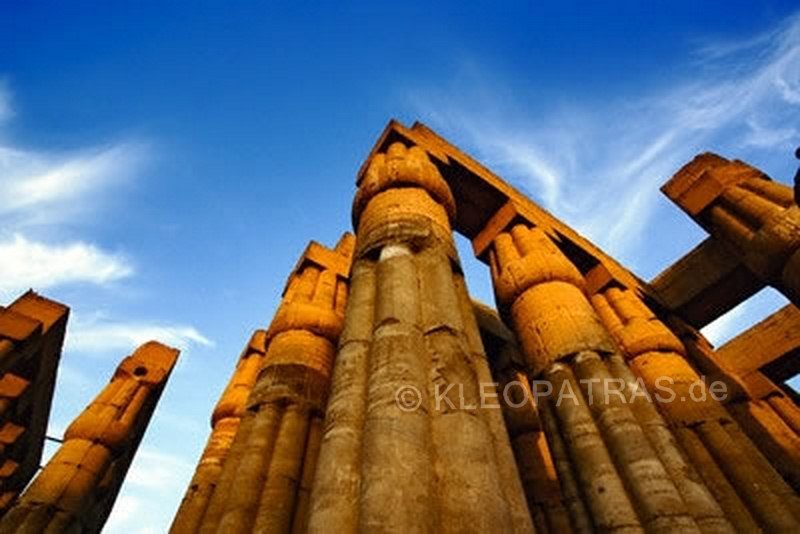 Points Of Interest In Luxor