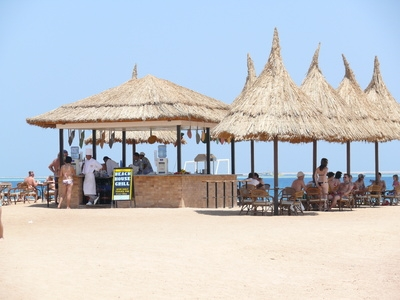 Strandbar points of Interest  sharm