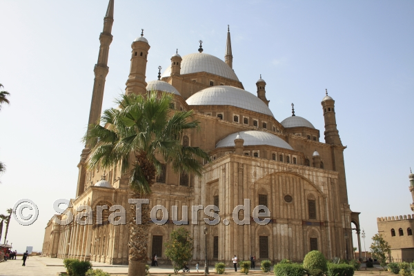 Mosques things to do in Cairo